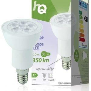LED-lamppu heijastin E14 5 5 W 350 lm 2700K