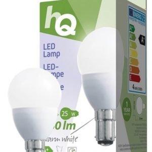 LED-lamppu minipallo B15 3 5 W 250 lm 2700K