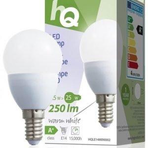 LED-lamppu minipallo E14 3 5 W 250 lm 2700K