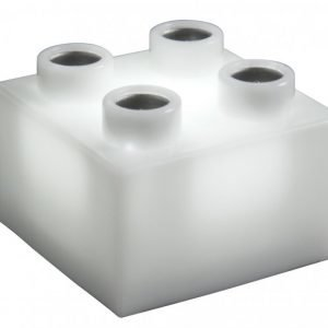 Laajennussarja 6 STAX Valkoinen