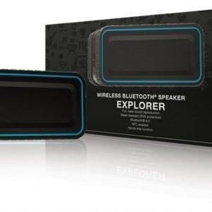 Langaton Bluetooth-kaiutin Explorer
