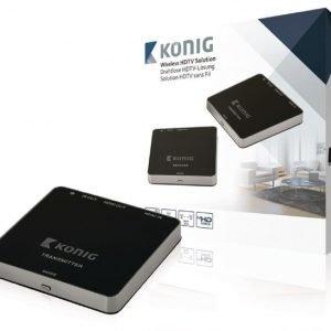 Langaton HDTV-ratkaisu HDMI™ (3D) 1080p