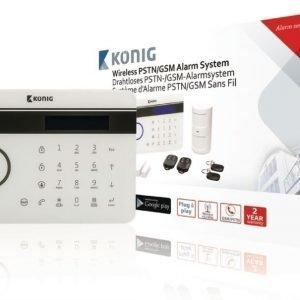Langaton puhelinverkko-/GSM-hälytysjärjestelmä