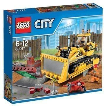 Lego City Puskutraktori 60074