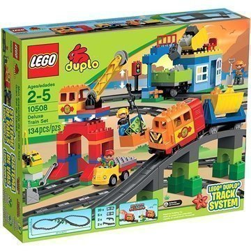 Lego Duplo Delux Train Set 10508