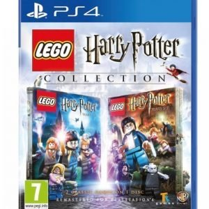 Lego Harry Potter Remastered Collection
