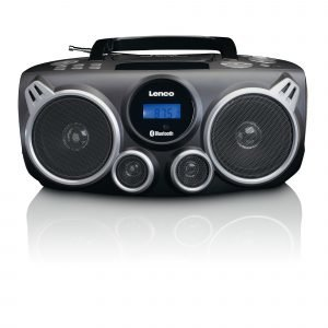 Lenco Scd-100bk Bluetooth Radio / Cd / Mp3 Soitin
