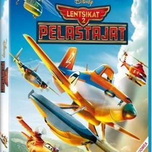 Lentsikat 2: Pelastajat Dvd