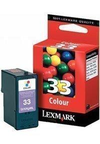 Lexmark Nr33 Colorcartridge