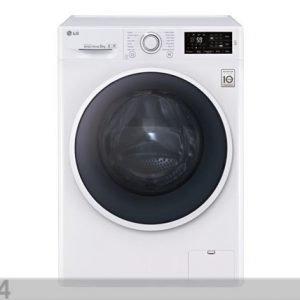 Lg Edestä Täytettävä Pyykinpesukone Lg Fh4u2tdn0.Abwpba