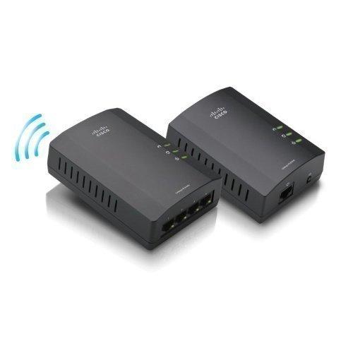 Linksys PLWK400 300Mbps 2.4 GHz Fast Ethernet Black