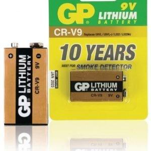 Lithium LR22 akku 9 V