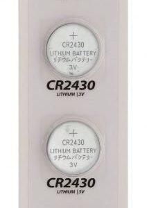 Litium-nappiparisto CR2430 3 V 5 kpl läpipainopakkaus