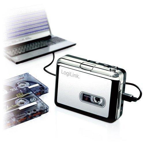 LogiLink Cassette to MP3