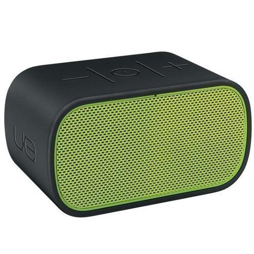 Logitech UE Mobile Boombox Yellow