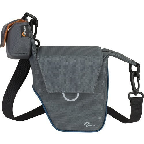 Lowepro Compact Courier 70 Grey Axelrem Toploader