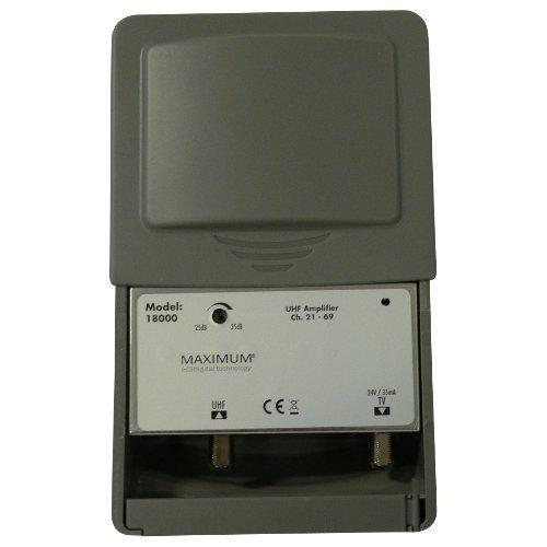 MAXIMUM UHF Amplifier