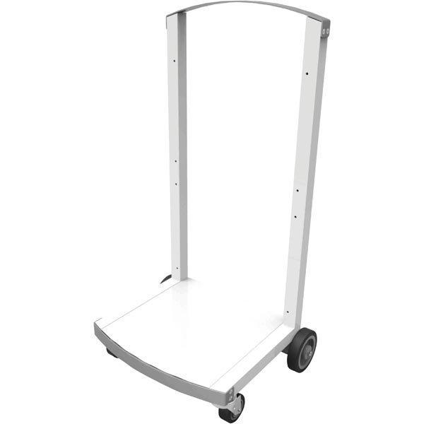 Maclocks iCarti Rolling Cart iCarti latausasema harmaa