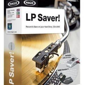 Magix LP Saver