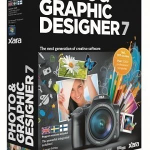 Magix Xara Photo & Graphic Desiger 7