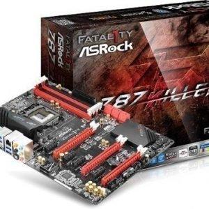 Mainboard-Socket-1150 ASRock Z87 KILLER Intel Z87 4xDDR3 SLI CrossFireX Socket 1150 ATX