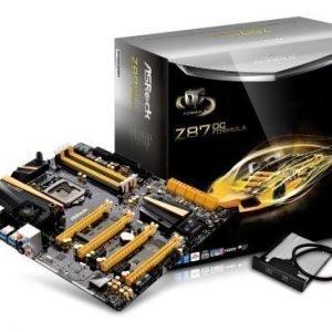 Mainboard-Socket-1150 ASRock Z87 OC Formula Intel Z87 4xDDR3 SLI CrossFireX Socket 1150 ATX