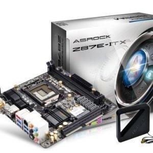 Mainboard-Socket-1150 ASRock Z87E-ITX Intel Z87 2xDDR3 Socket 1150 mITX