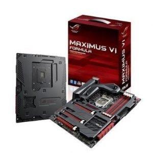 Mainboard-Socket-1150 Asus MAXIMUS VI FORMULA Intel Z87 4xDDR3 SLI CrossFireX Socket 1150 ATX