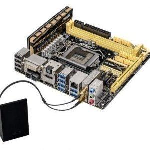 Mainboard-Socket-1150 Asus Z87I-PRO Intel Z87 2xDDR3 Socket 1150 mITX