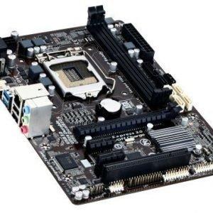 Mainboard-Socket-1150 Gigabyte GA-B85M-HD3 Intel B85 2xDDR3 Socket 1150 mATX