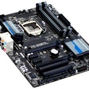 Mainboard-Socket-1150 Gigabyte GA-H87-D3H Intel H87 4xDDR3 CrossFireX Socket 1150 ATX
