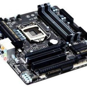 Mainboard-Socket-1150 Gigabyte GA-H87M-D3H Intel H87 4xDDR3 CrossFireX Socket 1150 mATX