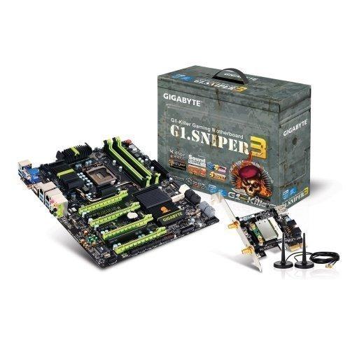 Mainboard-Socket-1155 Gigabyte G1.Sniper 3 Intel Z77 4xDDR3 Intel 1155