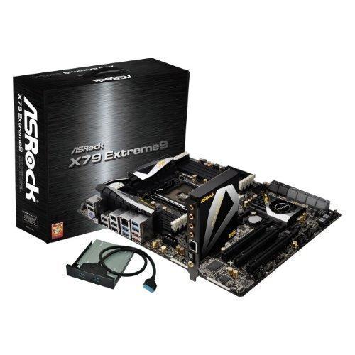 Mainboard-Socket-2011 ASRock X79 EXTREME9 Intel X79 8xDDR3 SLI CrossFireX Socket 2011 ATX