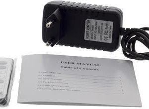 Manuaalinen HDMI-matrix kytkin 4 sisääntuloa - 2 ulostuloa kaukosäädin 1080p IR HDCP 19-pin na 3 5mm na stereo coax spdif musta