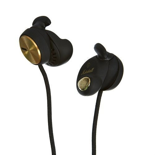 Marshall Minor Earbuds with Mic1 Black / Gold