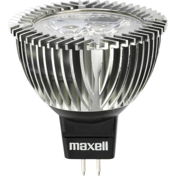 Maxell LED-lamppu GU5.3/MR16 kylmä valkoinen 4W 12V