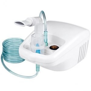 Medisana In 500 Compact Inhalaattori Valkoinen