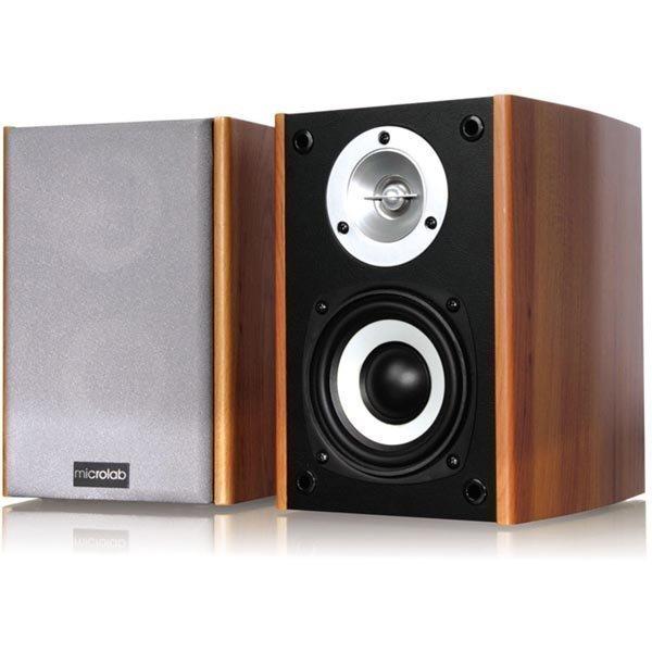 Microlab B 73 soundsystem MDF 2.0 2-tie bassorefleksi 20W RMS