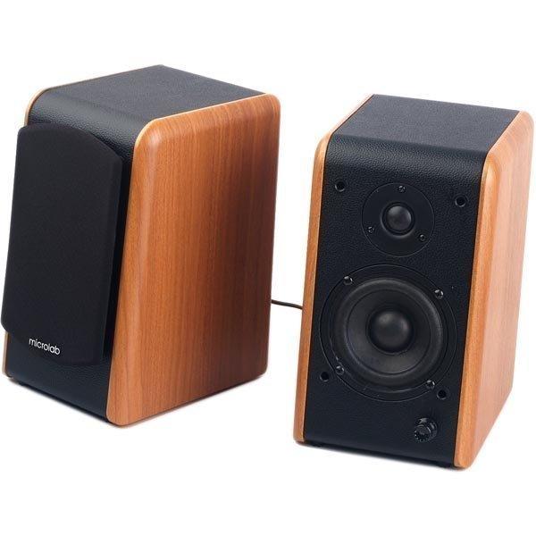 Microlab B 77 soundsystem MDF 2.0 2-tie bassorefleksi 48W RMS