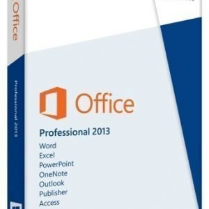 Microsoft® Office Professional 2013 32-bit/x64 Norwegian