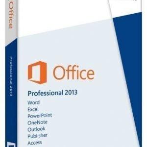 Microsoft® Office Professional 2013 32-bit/x64 Norwegian