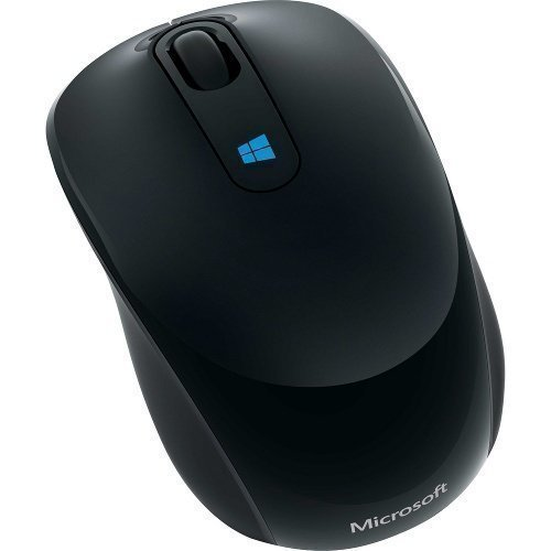 Microsoft Microsoft® Sculpt Mobile Mouse Black