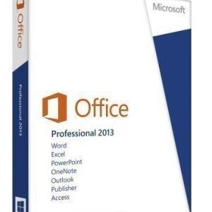 Microsoft Office Pro 2013 32-bit/x64 Swedish