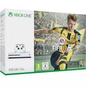 Microsoft Xbox One S 500 Gt + Fifa 17