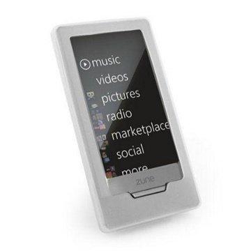 Microsoft Zune HD Tuff-Luv Silikonikotelo Kirkas