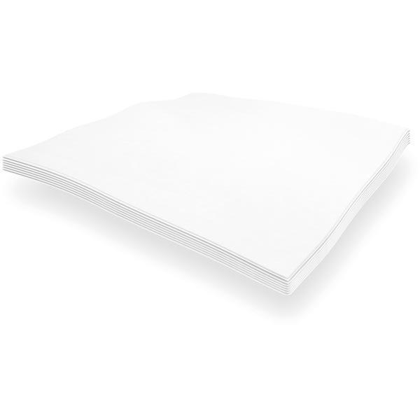 Mikrokuitupyyhe ISO5-6 valkoiset 100-pak
