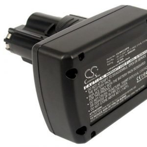 Milwaukee V120 Li-ion 12 V akku 4000 mAh