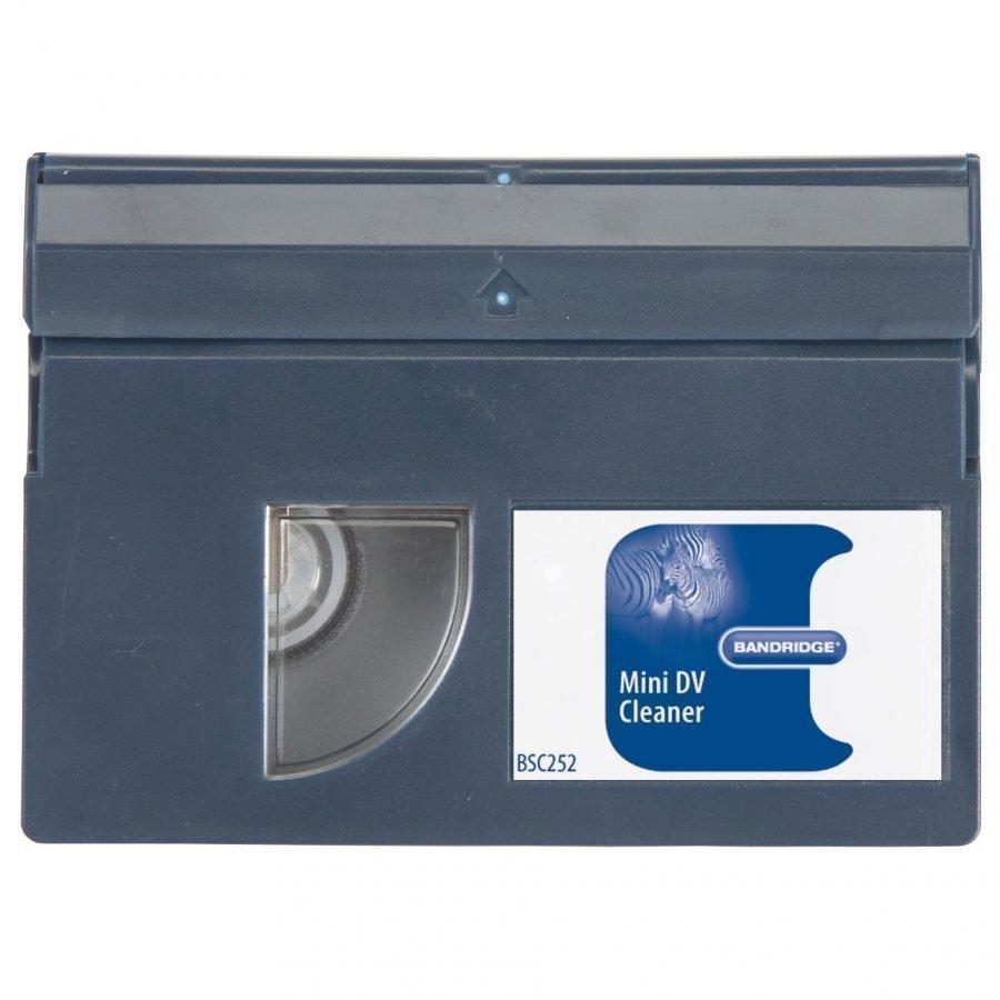 Mini DV Puhdistuskasetti