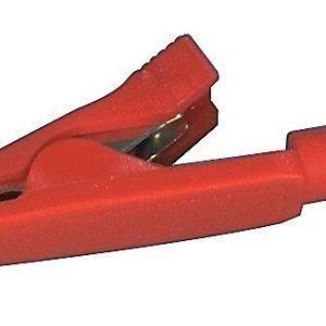 Mini crococlip punainen